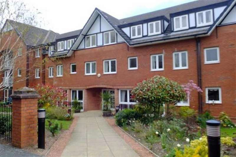 1 Bedroom Apartment Flat for sale in Arkle Court, Chester, Cheshire