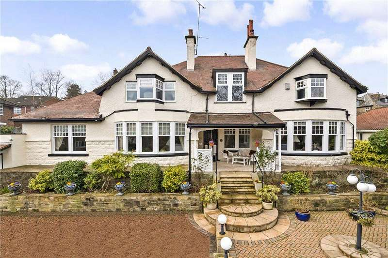 6 Bedrooms Detached House for sale in Brunswick Drive, Harrogate, North Yorkshire