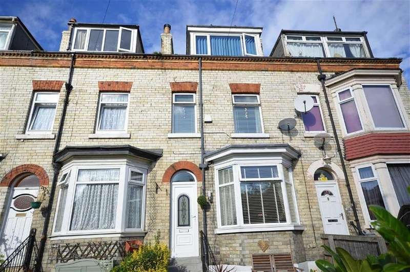 4 Bedrooms Terraced House for sale in Gladstone Road, Scarborough