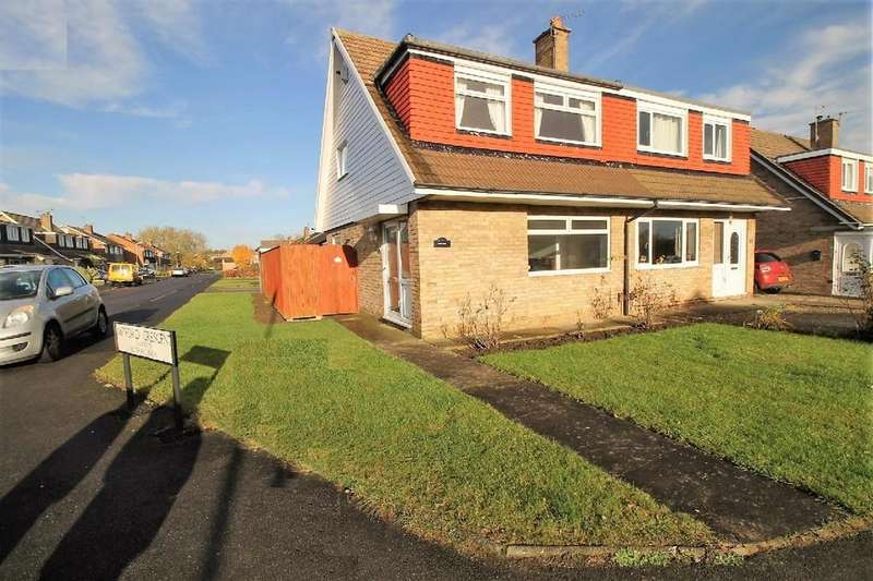 3 Bedrooms Semi Detached House for sale in Leam Lane, Bishopsgarth