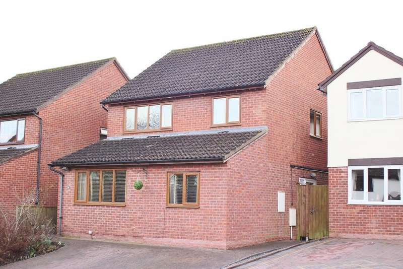 4 Bedrooms Detached House for sale in Spinney Grove, Hampton Park, HEREFORD, HR1