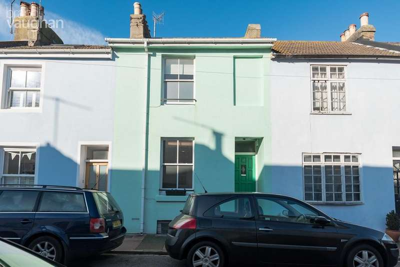3 Bedrooms Terraced House for sale in Scotland Street, Brighton, BN2