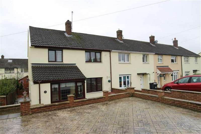 3 Bedrooms Terraced House for sale in Grange Road, Catterick Garrison, North Yorkshire