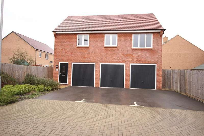 2 Bedrooms Detached House for sale in Alder Wynd, Silsoe, MK45