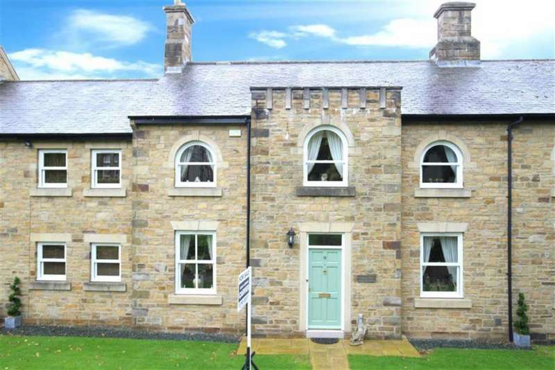 5 Bedrooms Town House for sale in Dresser Close, Richmond, North Yorkshire
