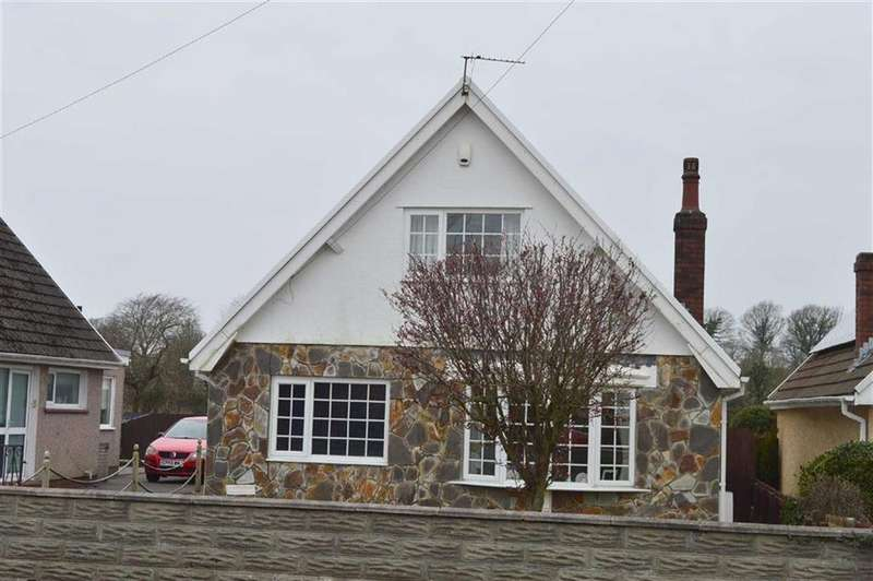 3 Bedrooms Detached House for sale in Glynhir Road, Swansea, SA4