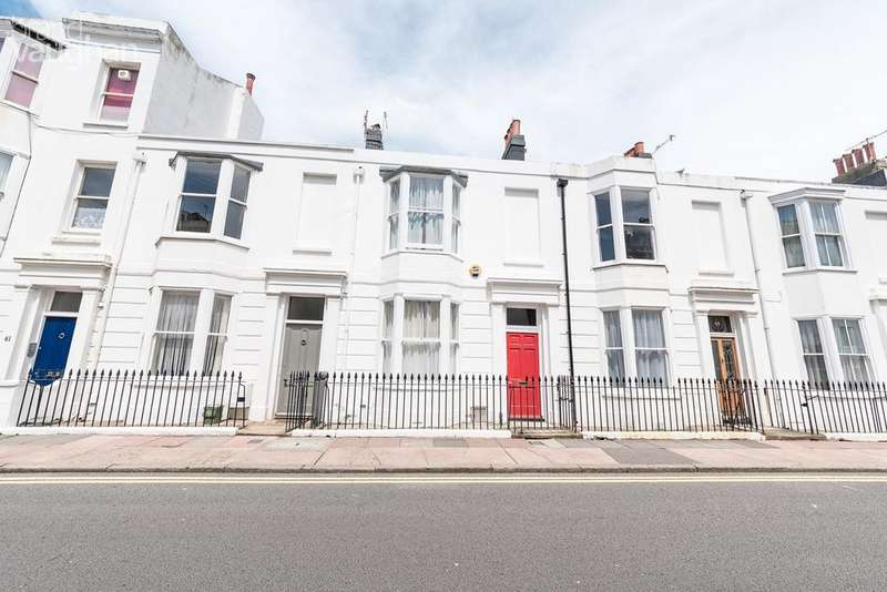 4 Bedrooms Terraced House for sale in St Georges Road, Brighton, BN2