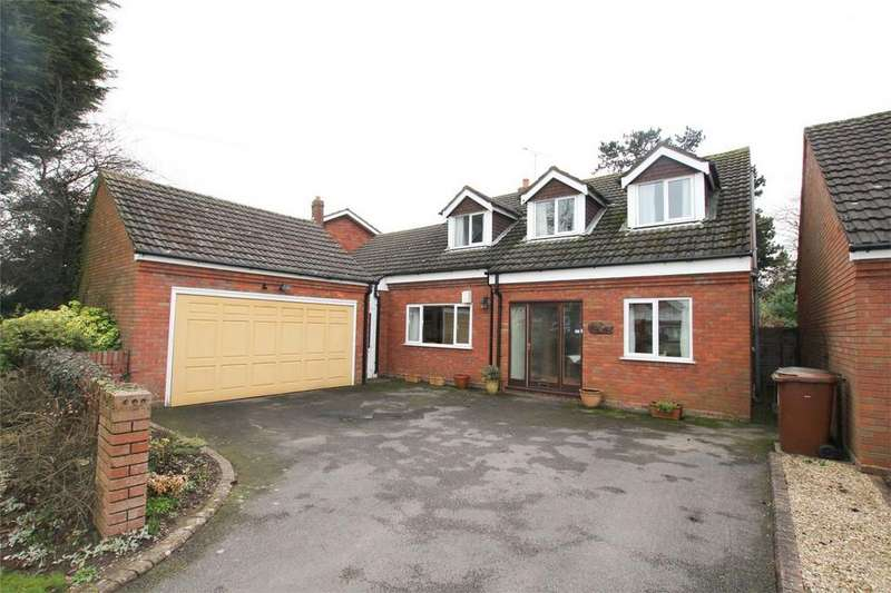 4 Bedrooms Detached Bungalow for sale in Alrewas Road, Kings Bromley, Burton-on-Trent, Staffordshire