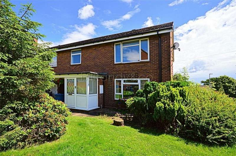 2 Bedrooms Flat for sale in Edwards Road, Chasetown, Staffordshire