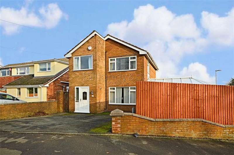 3 Bedrooms Detached House for sale in Elder Lane, Burntwood, Staffordshire