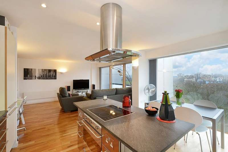 2 Bedrooms Flat for sale in Gainsborough Studios West, Poole Street, Hackney