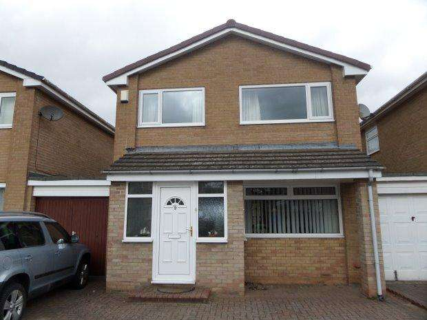 3 Bedrooms Detached House for sale in MITFORD COURT, SEDGEFIELD, SEDGEFIELD DISTRICT