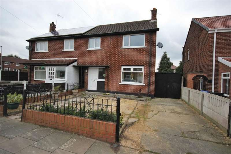 3 Bedrooms Semi Detached House for sale in Hanley Road, WIDNES, Cheshire