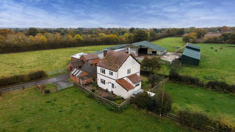 3 Bedrooms Farm House Character Property for sale in Packhorse Lane, Kings Norton, Birmingham