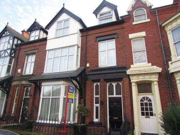 6 Bedrooms Terraced House for sale in GRANGE ROAD, GRANGE ROAD, HARTLEPOOL