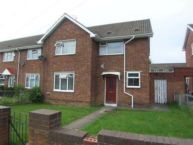 3 Bedrooms Terraced House for sale in OWTON MANOR LANE, OWTON MANOR, HARTLEPOOL