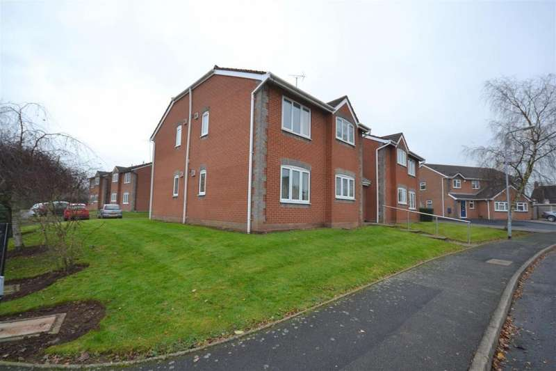 1 Bedroom Flat for sale in Beck Road, Madeley, Crewe