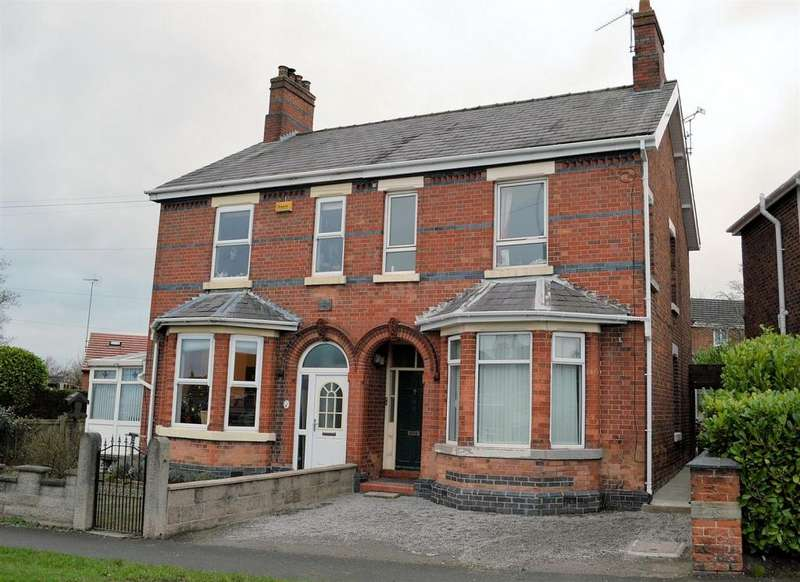 3 Bedrooms Semi Detached House for sale in Hind Heath Road, Wheelock