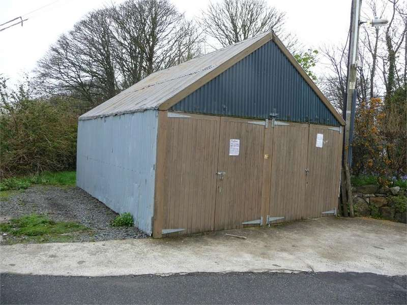 Land Commercial for sale in Garage Plot at, Lower St Marys Street, Newport, Pembrokeshire