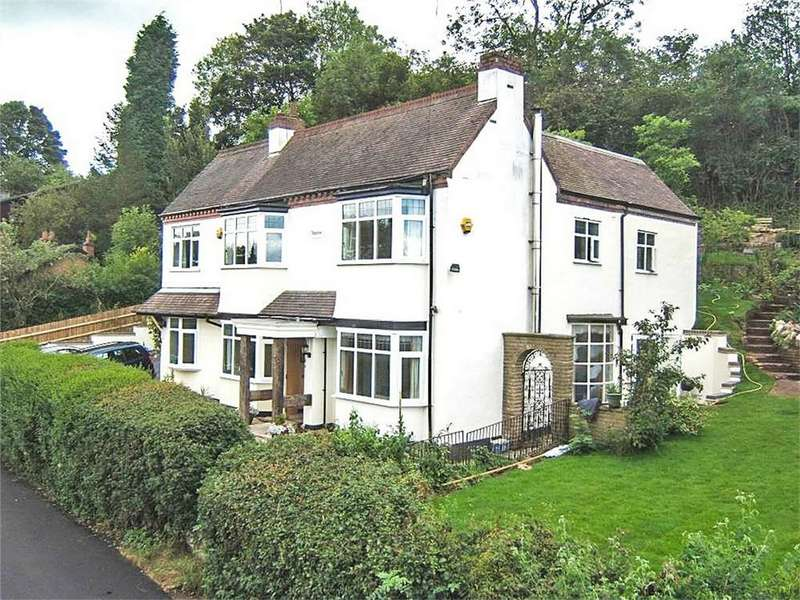 4 Bedrooms Detached House for sale in Dark Lane, ROMSLEY, Worcestershire