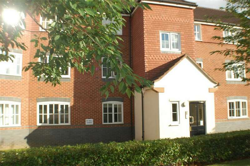 1 Bedroom Flat for sale in Node Way Gardens, WELWYN, Hertfordshire