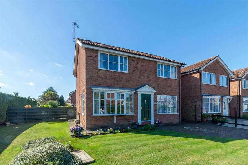 4 Bedrooms Detached House for sale in Stirrup Close, YORK