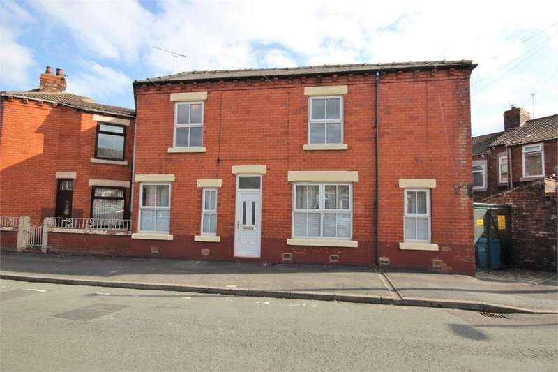 2 Bedrooms Terraced House for sale in Lower Appleton Road, WIDNES, Cheshire