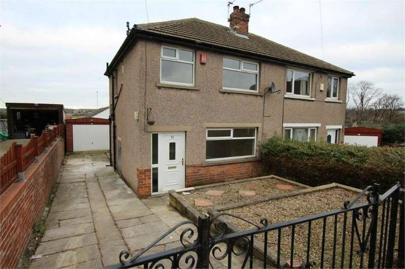 3 Bedrooms Semi Detached House for sale in Carver Street, CLECKHEATON