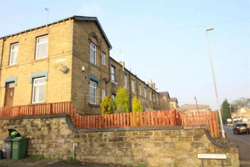 2 Bedrooms Semi Detached House for sale in Emerald Street, BATLEY, West Yorkshire