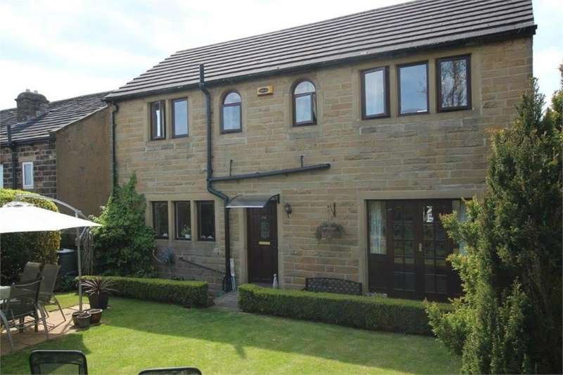 3 Bedrooms Detached House for sale in Kilpin Hill Lane, DEWSBURY, West Yorkshire