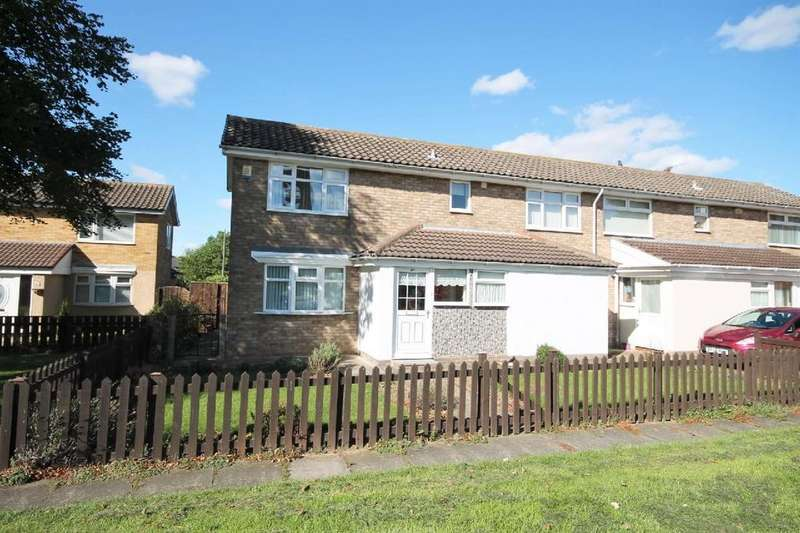 3 Bedrooms Semi Detached House for sale in Millbank Lane, Thornaby