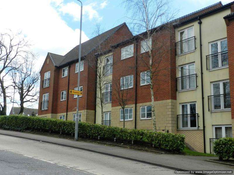 2 Bedrooms Flat for sale in Mapperley Heights, Plains Road, Mapperley, Nottingham
