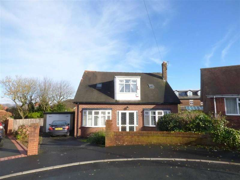 4 Bedrooms Detached Bungalow for sale in Ferndale Avenue, Thornham, Rochdale, Lancashire, OL16