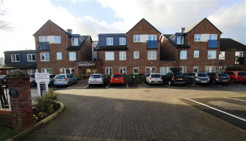 1 Bedroom Retirement Property for sale in Hanna Court, Wilmslow Road, Handforth