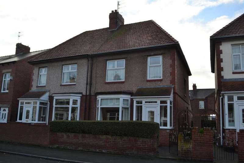 3 Bedrooms Semi Detached House for sale in Sea View Gardens, Roker, Sunderland