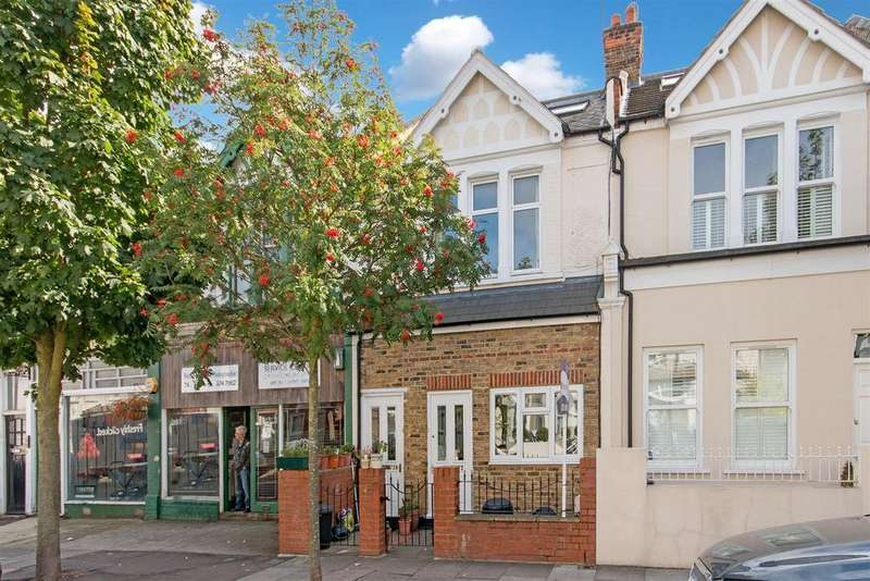 2 Bedrooms Flat for sale in Brookwood Road, London