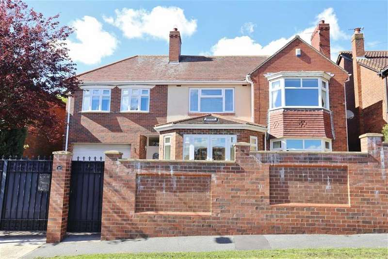 5 Bedrooms Detached House for sale in St Chads Road, Middle Herrington, Sunderland, SR3