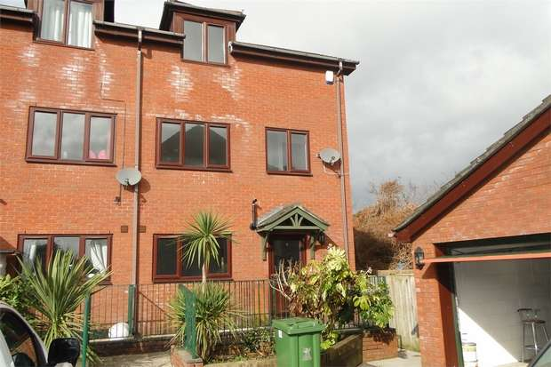4 Bedrooms Town House for sale in Leckwith Mews, Canton, Cardiff
