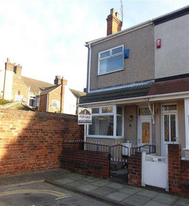 3 Bedrooms Terraced House for sale in Elm Avenue, Cleethorpes, North East Lincolnshire