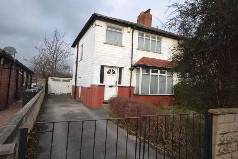 3 Bedrooms Semi Detached House for sale in Upland Grove, Oakwood, Leeds
