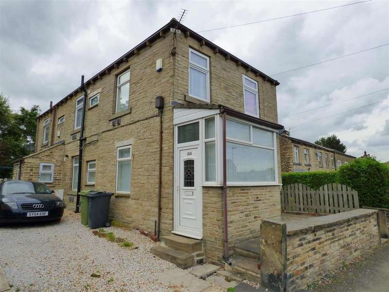 3 Bedrooms Terraced House for sale in Whitechapel Road, Cleckheaton