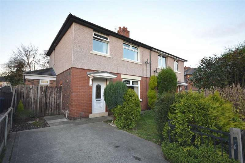 3 Bedrooms Semi Detached House for sale in Marlborough Avenue, Ince, Wigan, WN3