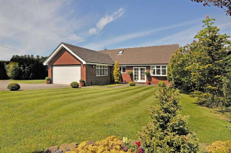4 Bedrooms Bungalow for sale in Wood Lane South, Adlington