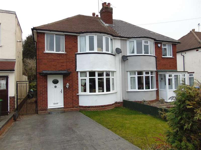3 Bedrooms Semi Detached House for sale in Coronation Road, Great Barr, Birmingham