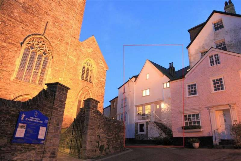 4 Bedrooms Semi Detached House for sale in Smith Street, Dartmouth, Devon, TQ6