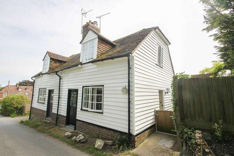 2 Bedrooms Semi Detached House for sale in Pilgrims Way, Hollingbourne, Maidstone