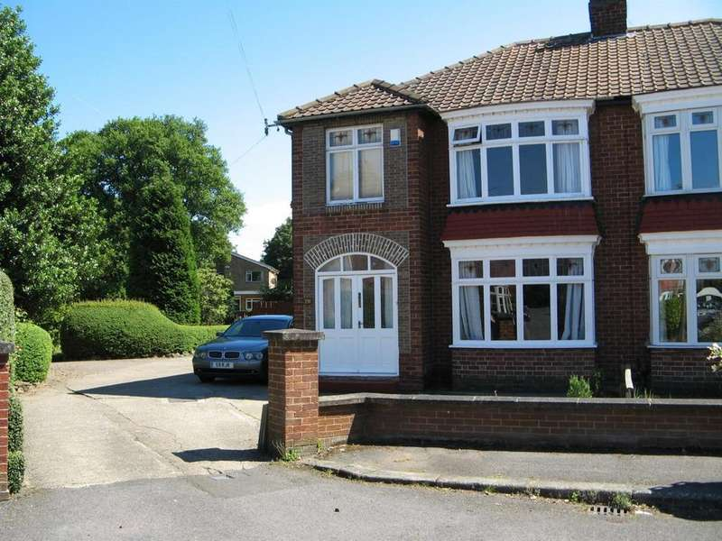 4 Bedrooms Semi Detached House for sale in Bewley Grove, Acklam