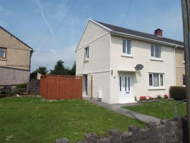 3 Bedrooms Semi Detached House for sale in Bryn
