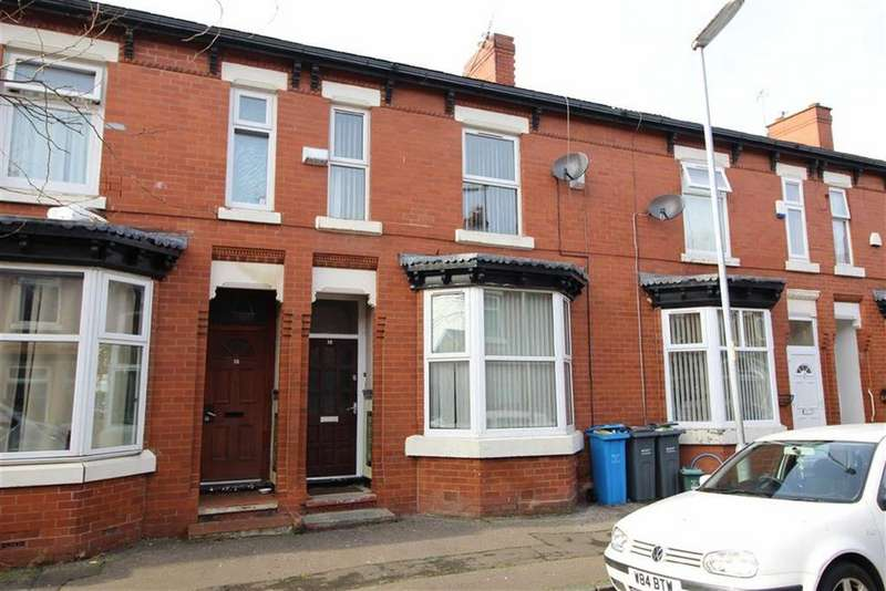 3 Bedrooms Terraced House for sale in Cambridge Avenue, Whalley Range