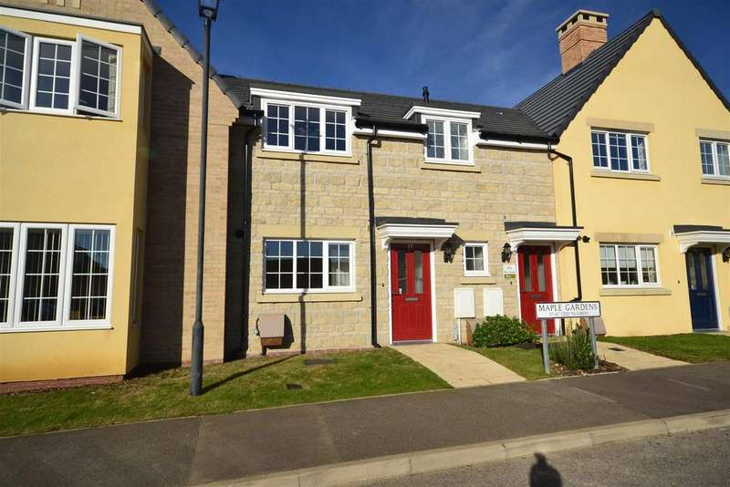 1 Bedroom Apartment Flat for sale in Maple Gardens, Bourne
